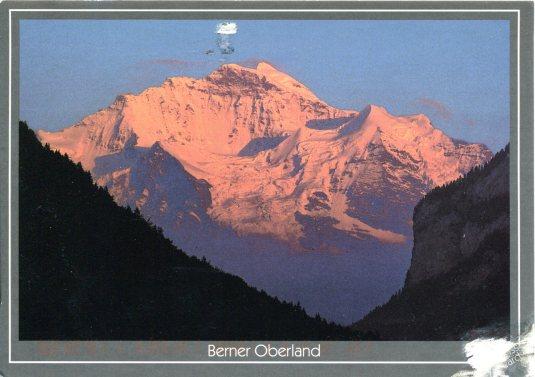 Switzerland - Jungfrau