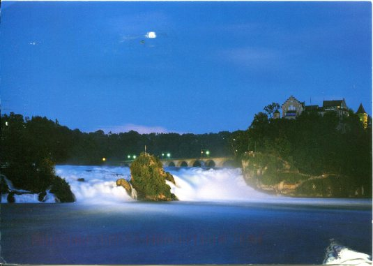 Switzerland - Rhine Falls