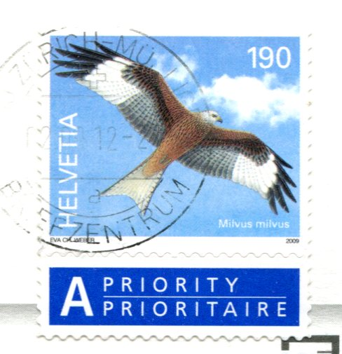 Switzerland - Seewls stamps