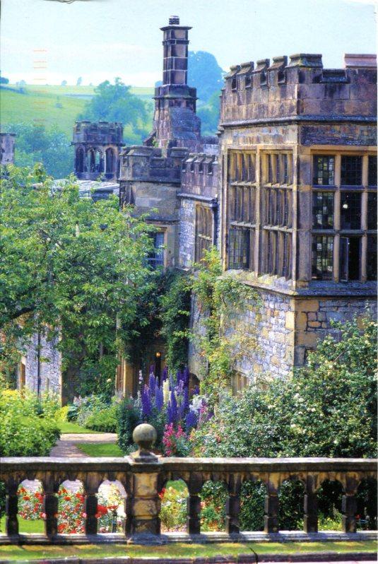 UK - Haddon Hall