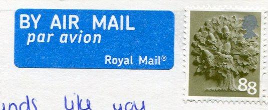 UK - Ice Cream stamps