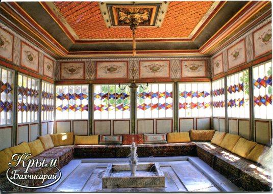Ukraine - Bakhchisaray Palace