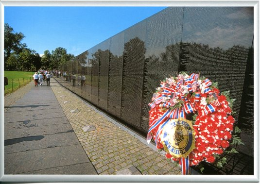 USA - DC - Vietnam Memorial