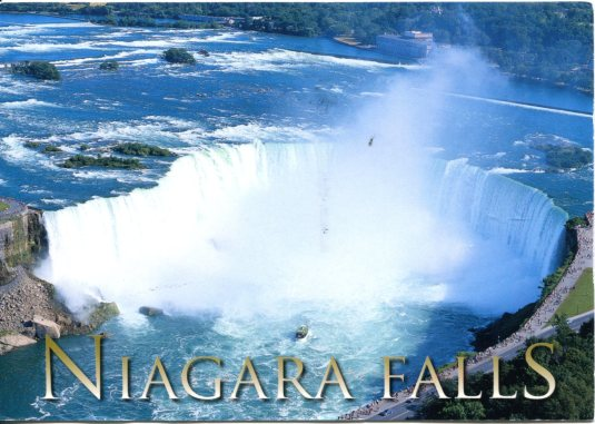 USA - New York - Niagra Falls