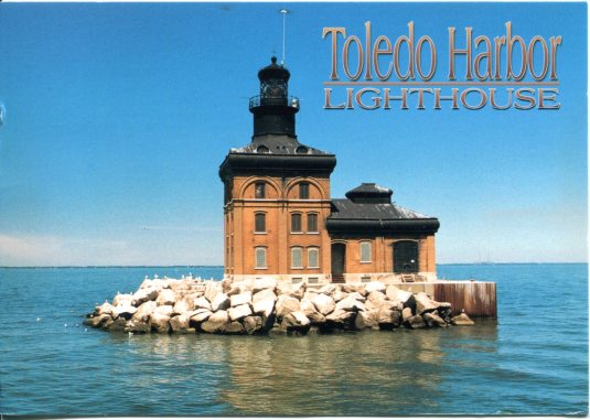 USA - Ohio - Toledo Harbor Lighthouse