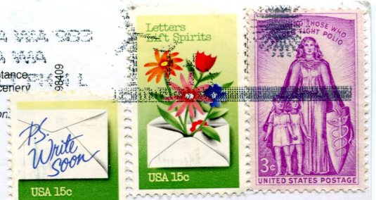 USA  - Washington - San Juan Islands stamps