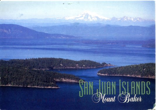 USA  - Washington - San Juan Islands