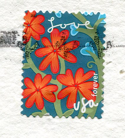 USA - Z - Go Green stamps