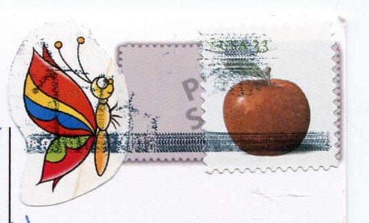 USA - Z - patriotic Kitty stamps