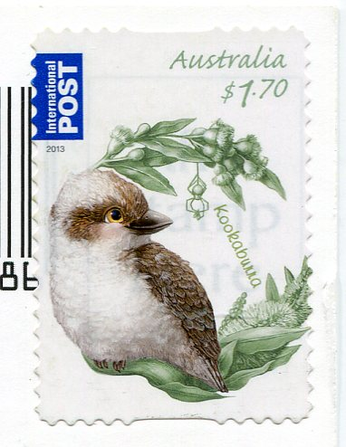 Australia - Melbourne Trams stamps