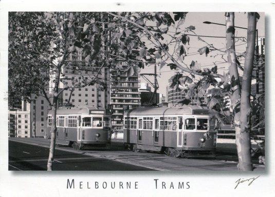 Australia - Melbourne Trams