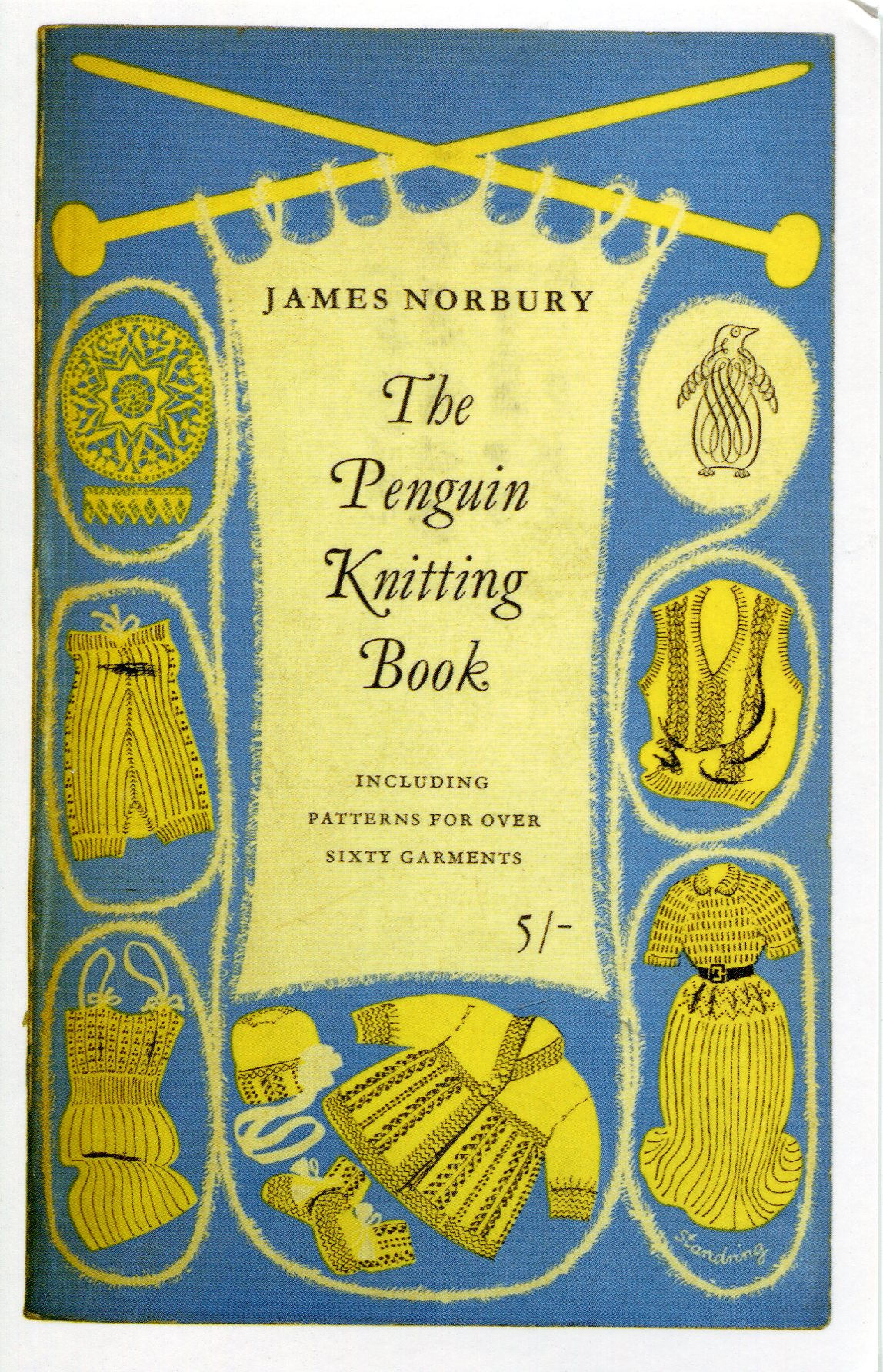 Knitting Pattern Books Nz : **Cards Received Remembering Letters and Postcards Page 93