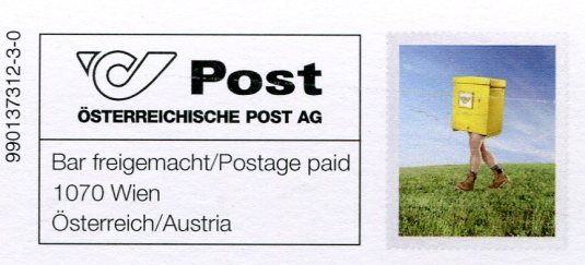Austria - Aerial View stamps