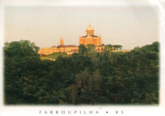 Brazil - Shrine of Our Lady of Caravaggio