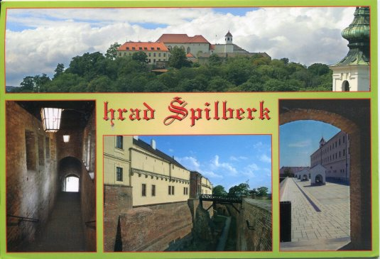 Czech Republic - Spilberk