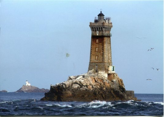 France - La Vieilee Lighthouse