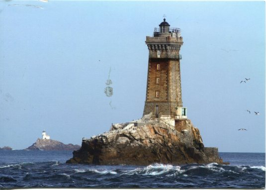 France - La Vieille Lighthouse