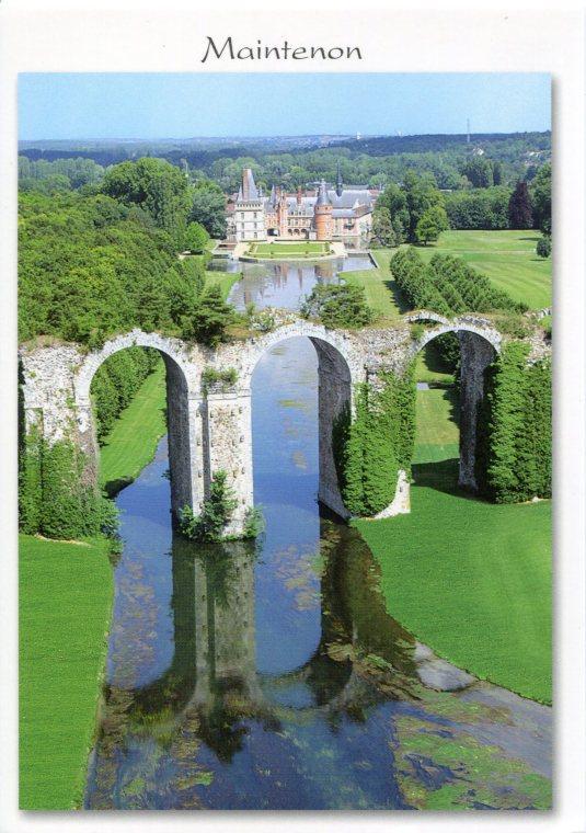 France - Maintenon Castle