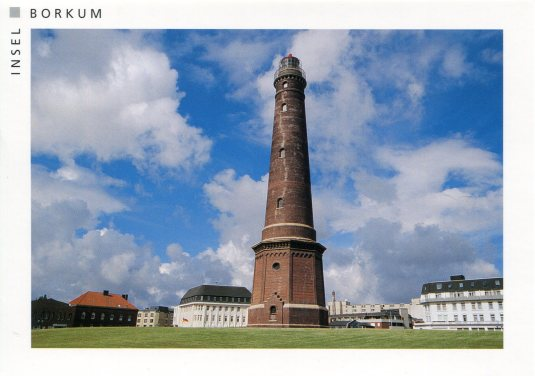 Germany - Borkum Lighthouse