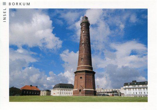 Germany - Borkum Lighthouse