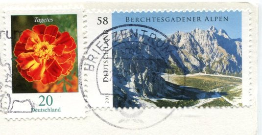 Germany - Felsberg, Nordhessen stamps