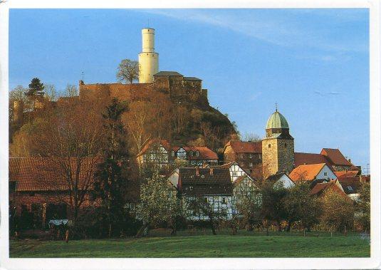 Germany - Felsberg, Nordhessen