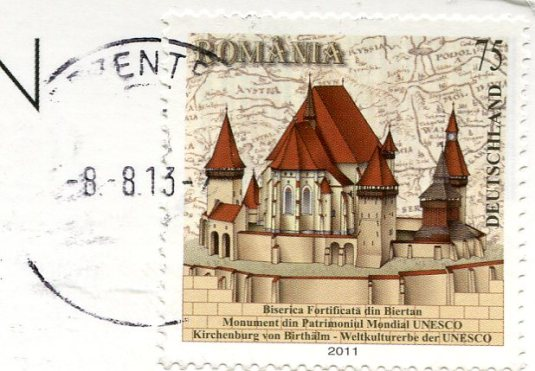 Germany - Mannheim stamps