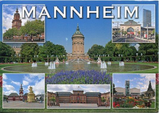 Germany - Mannheim