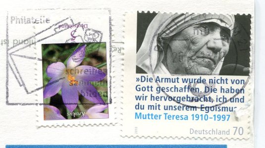 Germany - Stade stamps