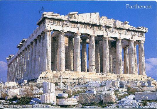 Greece - Parthenon