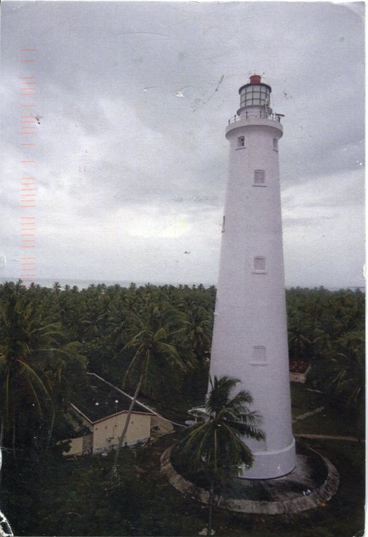 India - Minicoy Lighthouse
