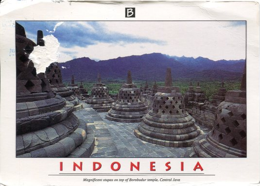 Indonesia - Candi Borobudur