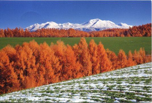 Japan - Hokkaido Region