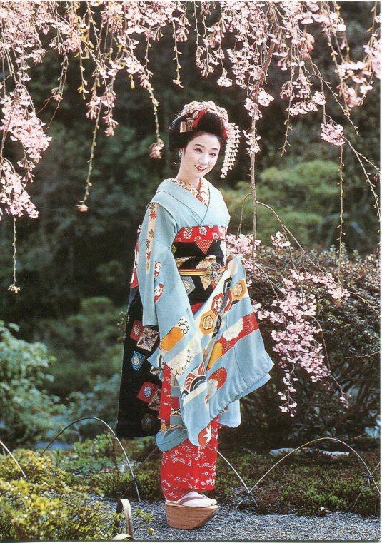 Japan - Maiko Girl Kyoto