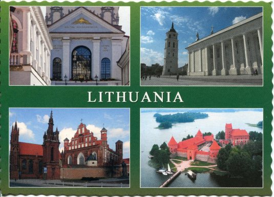Lithuania - Multiview
