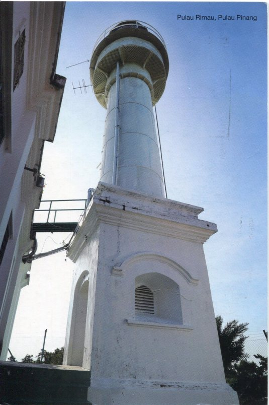 Malaysia - Pulau Rimau Lighthouse