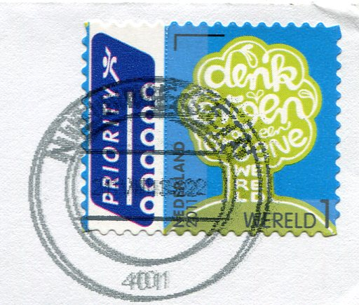 Netherlands - Camel card stamps