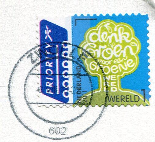 Netherlands - Enschede stamps