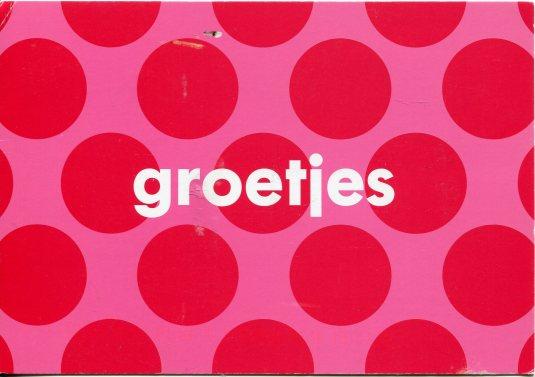 Netherlands - Groetjes