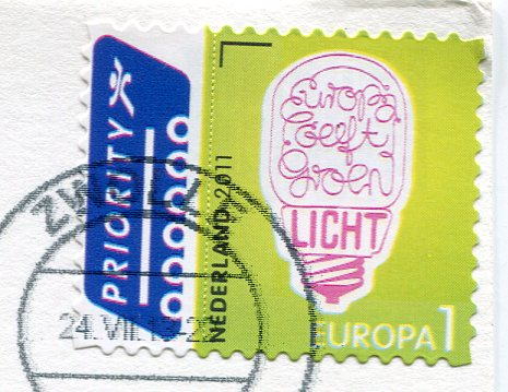 Netherlands - Multiview stamps