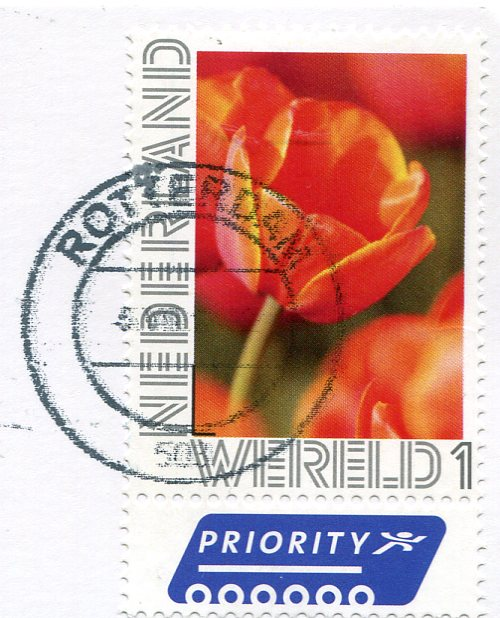 Netherlands - Royal Family stamps