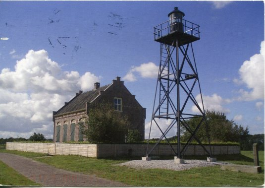 Netherlands - Schokland Lighthouse