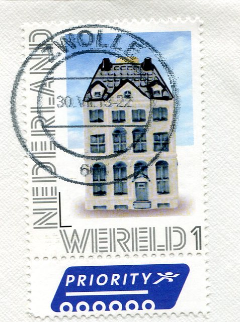 Netherlands - Wensleydale Sheep stamps