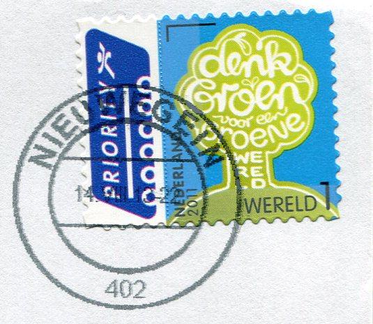 Netherlands - Wychen stamps