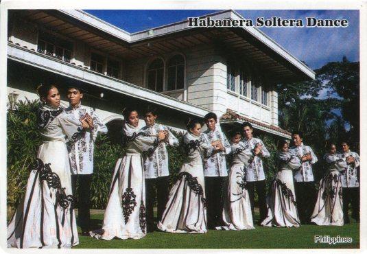 Philippines - Habanera Soltera Dance