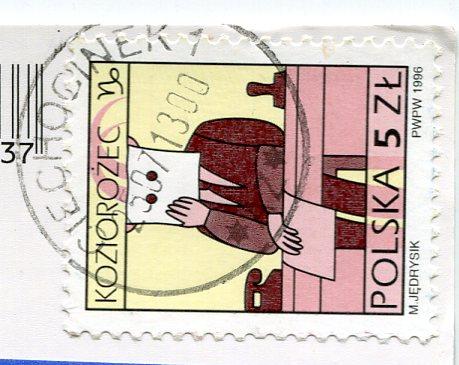 Poland - Ciechocinek stamps