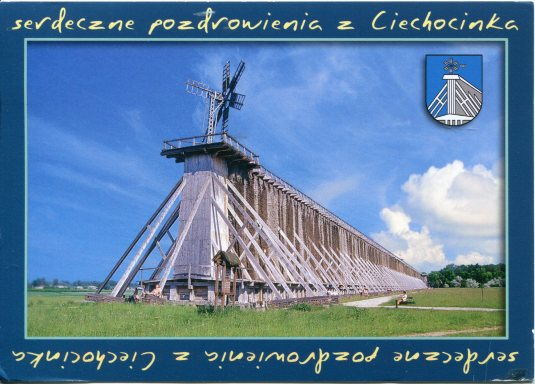 Poland - Ciechocinek