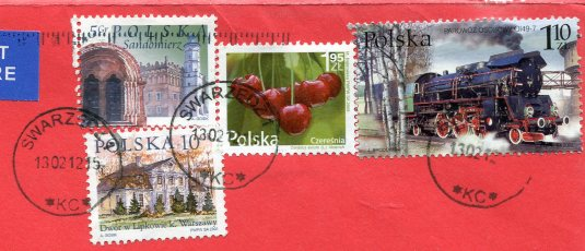 Poland - Museum of Ethnography stamps