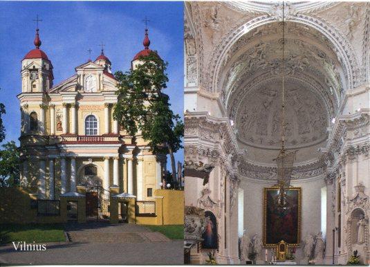 Poland - Sts Peter & Paul's Church