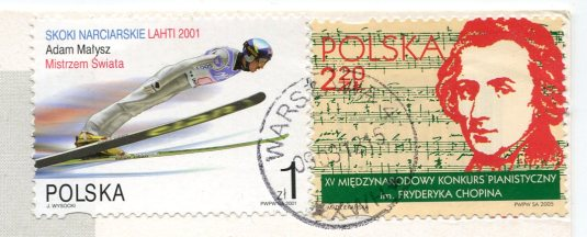 Poland - Zwierzyniec stamps